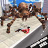 Monster Spider Miami City Attack 2021 game apk icon