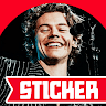 Harry Styles Stickers for Whatsapp & Signal app apk icon