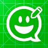 Sticker Maker - Create stickers for whatsapp Apk icon
