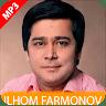 Ilhom Farmonov qo'shiqlari Mp3 apk icon
