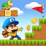 Super Bobby's World - Jeu d'aventure gratuit apk icon