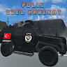 Police Simulation 2021 - Armored Police Car Game Game icon
