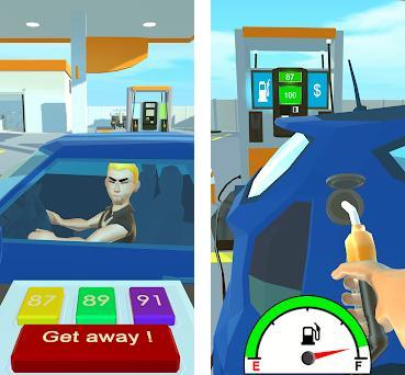 Gas Station Inc. Capturas de pantalla