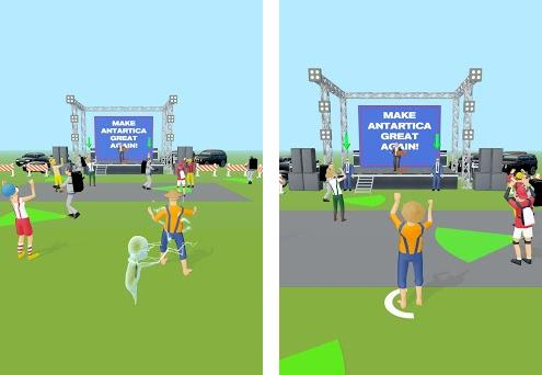 PuppetMaster 3D Capturas de pantalla