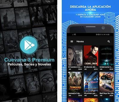 Cuevana 3 Premium - Películas, Series y Novelas. Capturas de pantalla