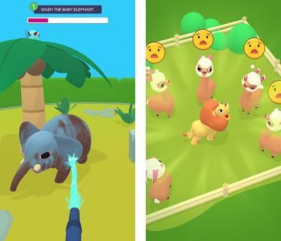Zoo - Happy Animals Capturas de pantalla