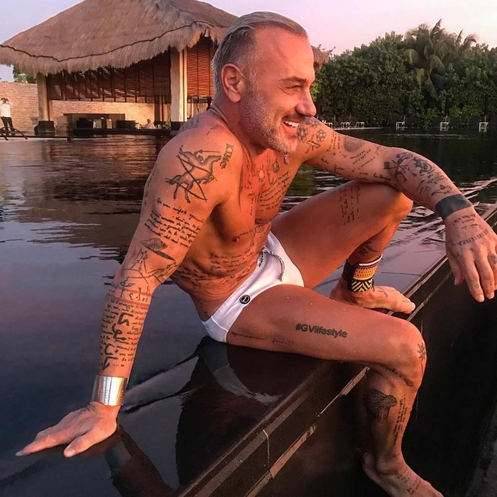 Gianluca Vacchis Tattoos