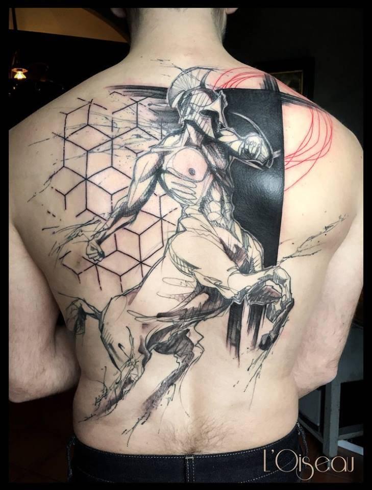 Tatuajes Sobre La Mitología Griega Tattoofilter