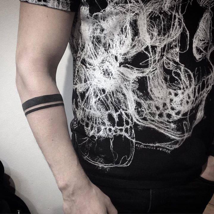 25 Excelentes Pequeños Tatuajes Para Hombres