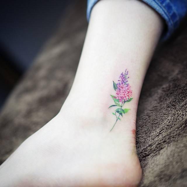 16 Diferentes Y Preciosos Tipos De Tatuajes De Flores