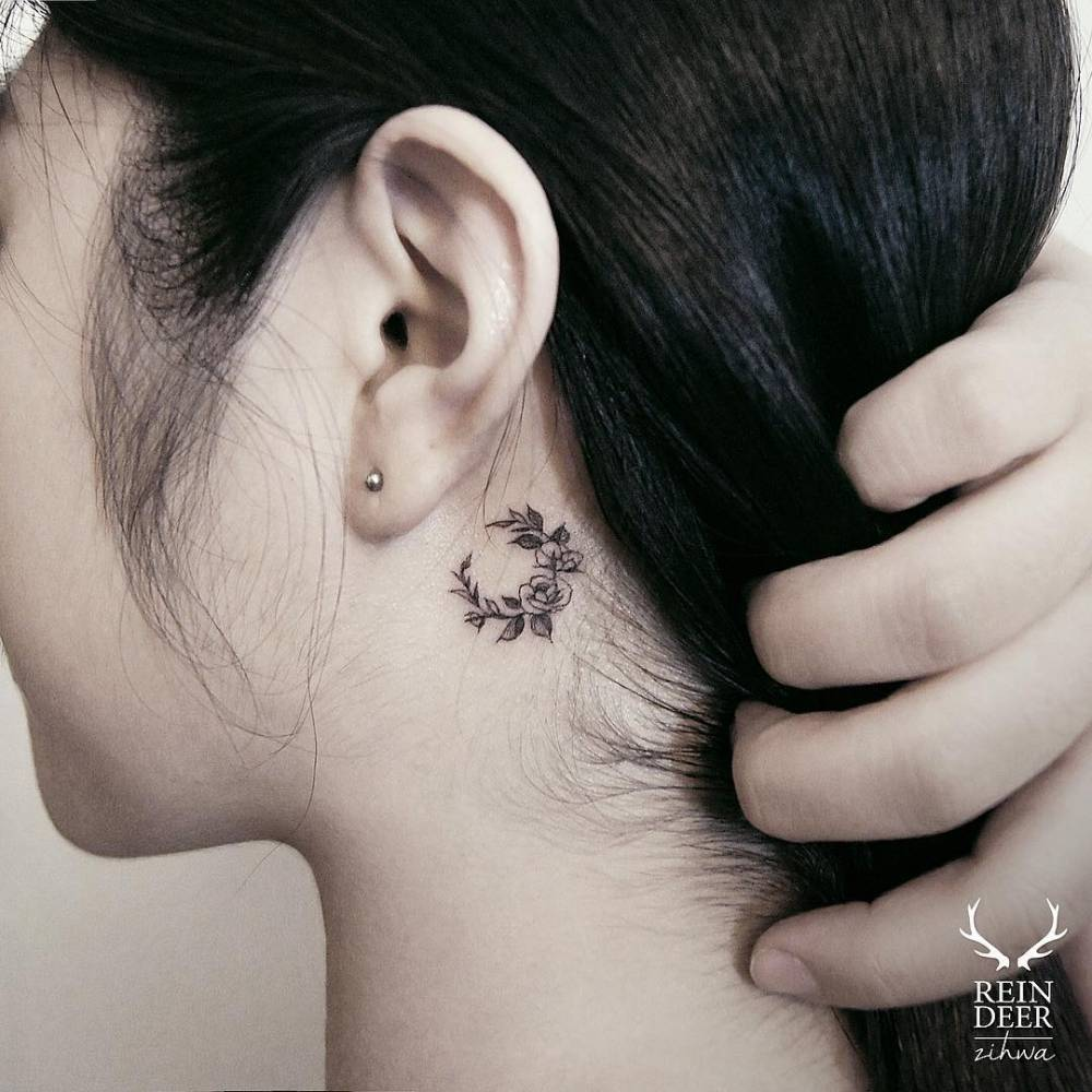 Floral Wreath Tattoo Meaning