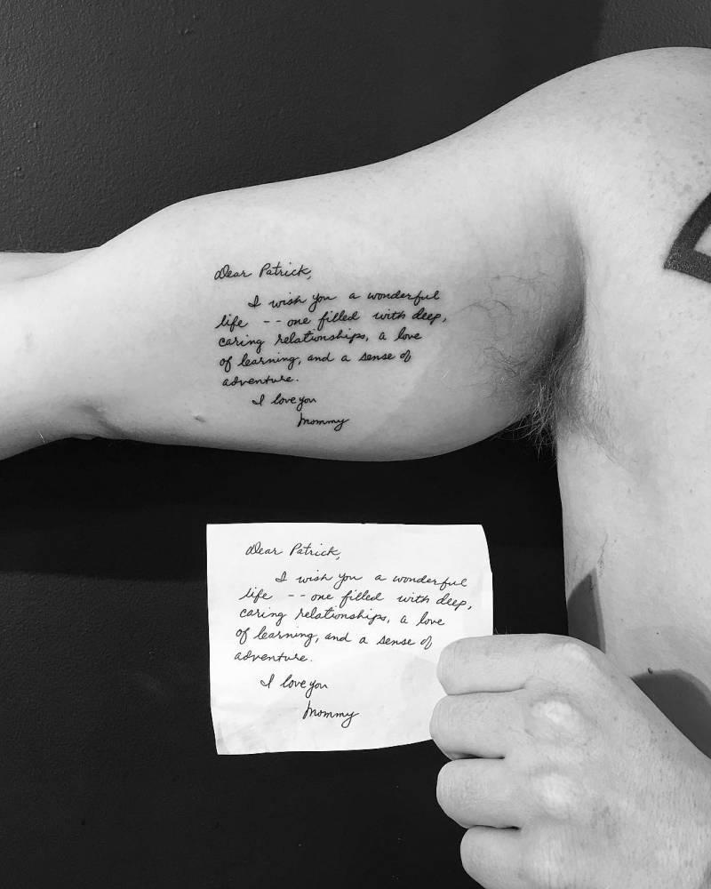 Tattoos For Loved Ones : tattoos, loved, Memorial, Tattoos, Loved, Forever