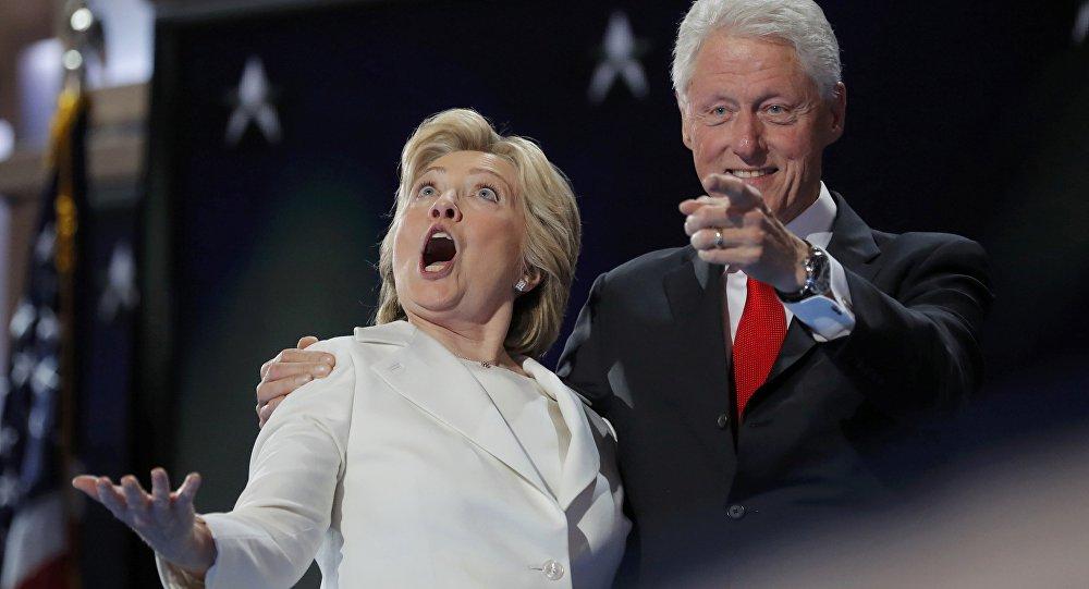 Hillary Clinton - Bill Clinton