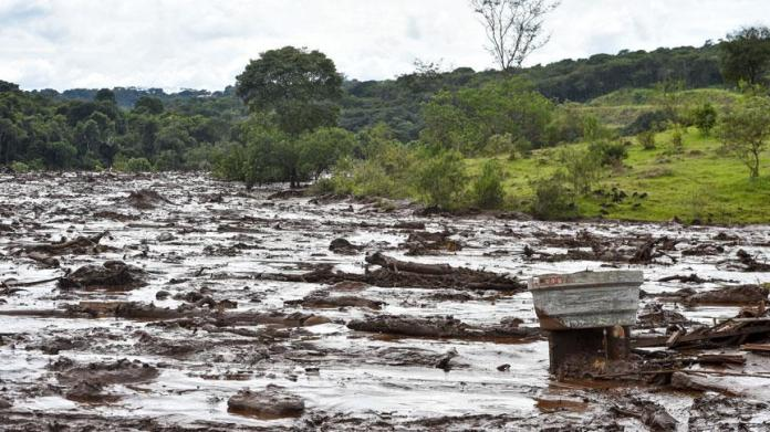 Death toll rises to 134 in Brazil dam collapse
