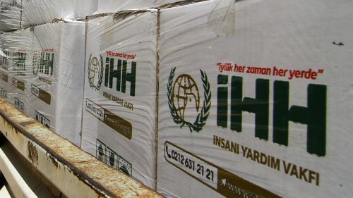 Turkish charity delivers humanitarian aid to Ethiopians