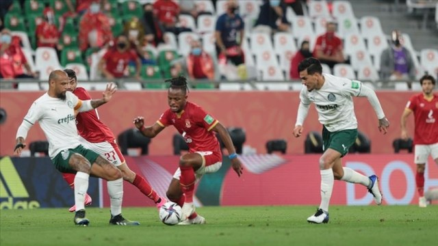 Egypt's Al Ahly bag bronze in 2020 FIFA Club World Cup
