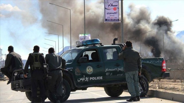 30 militants dead in mosque blast, claims Afghan army