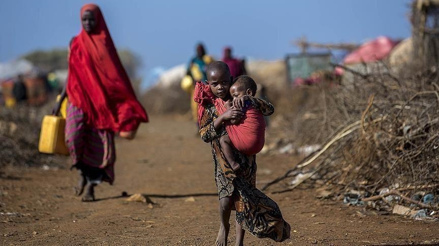 1.3M people displaced in Somalia in 2020: UN