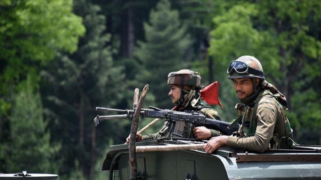 3 Indian soldiers commit suicide in Kashmir