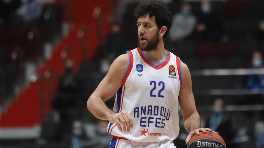 EuroLeague: Anadolu Efes guard Micic named MVP of week
