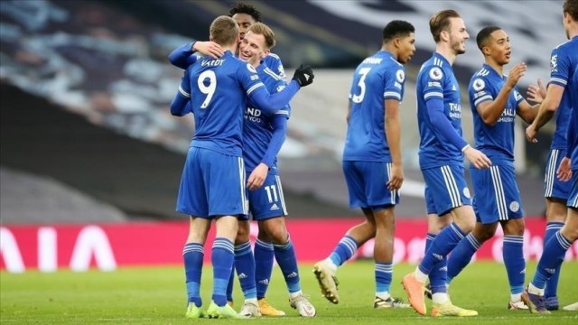 Leicester City win FA Cup for 1st time