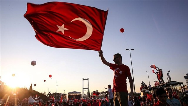 World stood with Turkey after defeated coup of 2016