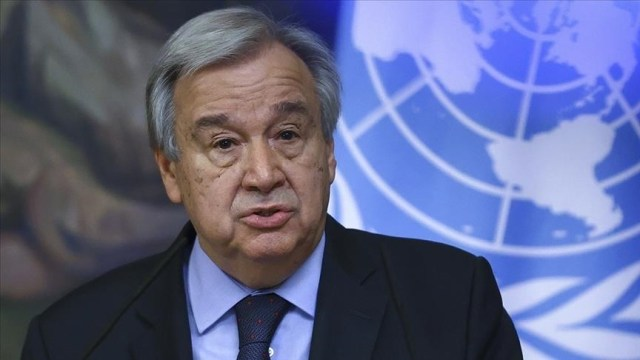 UN chief 'shocked' by expulsion of UN officials from Ethiopia