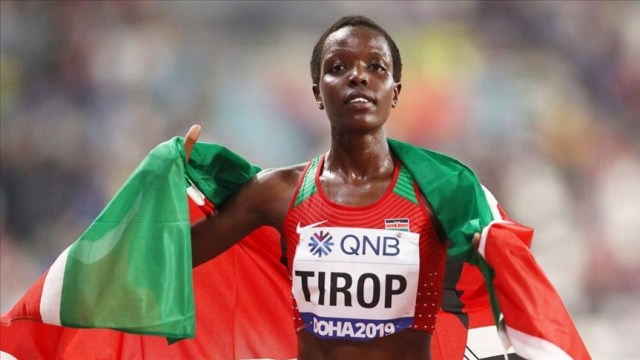 Kenyan Olympic star Agnes Tirop found dead with stab wound