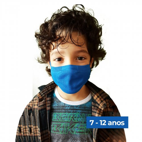 Máscaras. . Máscara LUPO (Infantil) com 2 unidades.