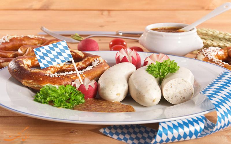 سوسیس Weißwurst