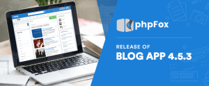 phpFox Blog