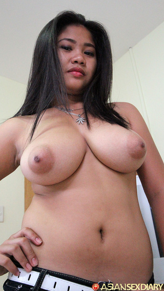 Small Titted Asian Teen Girl