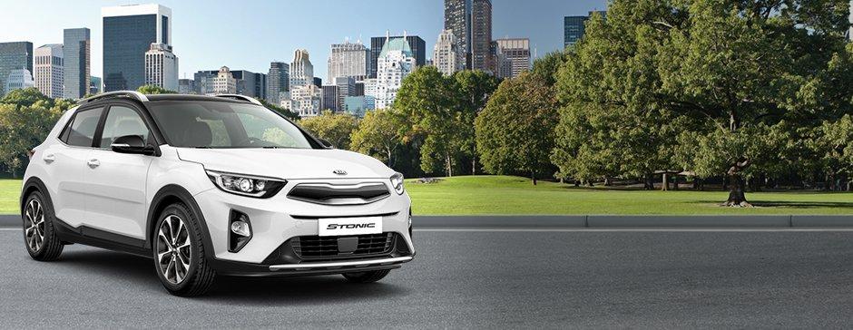 Kia Stonic Eco Gpl - Promozione del mese - Ceccato Automobili