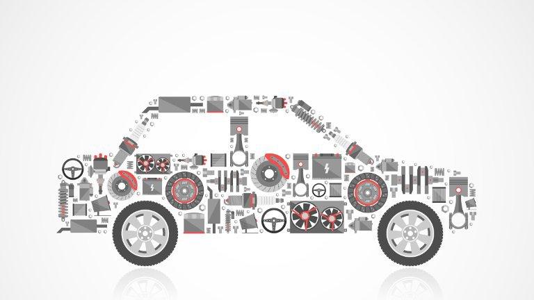 Ricambi e accessori Jaguar, Land Rover e Mazda a Latina