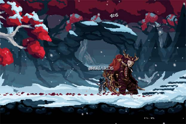 Skybound Games Ready to die… a lot? Then DEATH'S GAMBIT is the game for you.