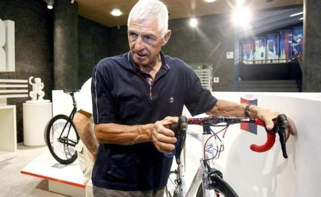 Francesco Moser Sul Figlio Ignazio Braccia Rubate All