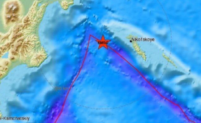 Terremoto Russia Scossa M 7 4 Ultime Notizie Dopo Il