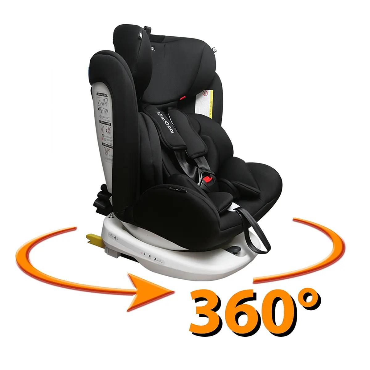 Silla de auto 360