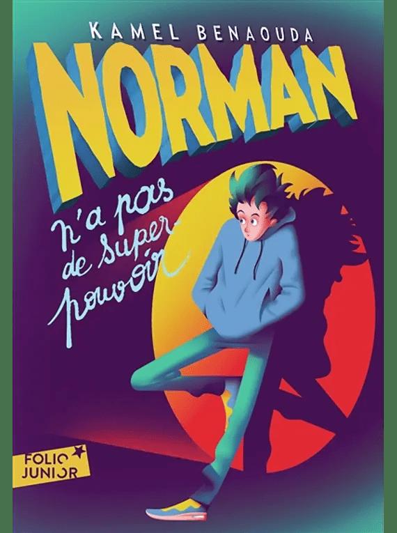 Norman N'a Pas De Super Pouvoir : norman, super, pouvoir, Norman, Super-pouvoir,, Kamel, Benaouda