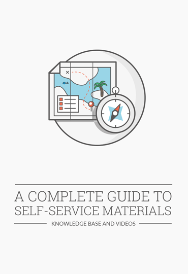 Complete Guide to Self-service Materials and Knowledge Base