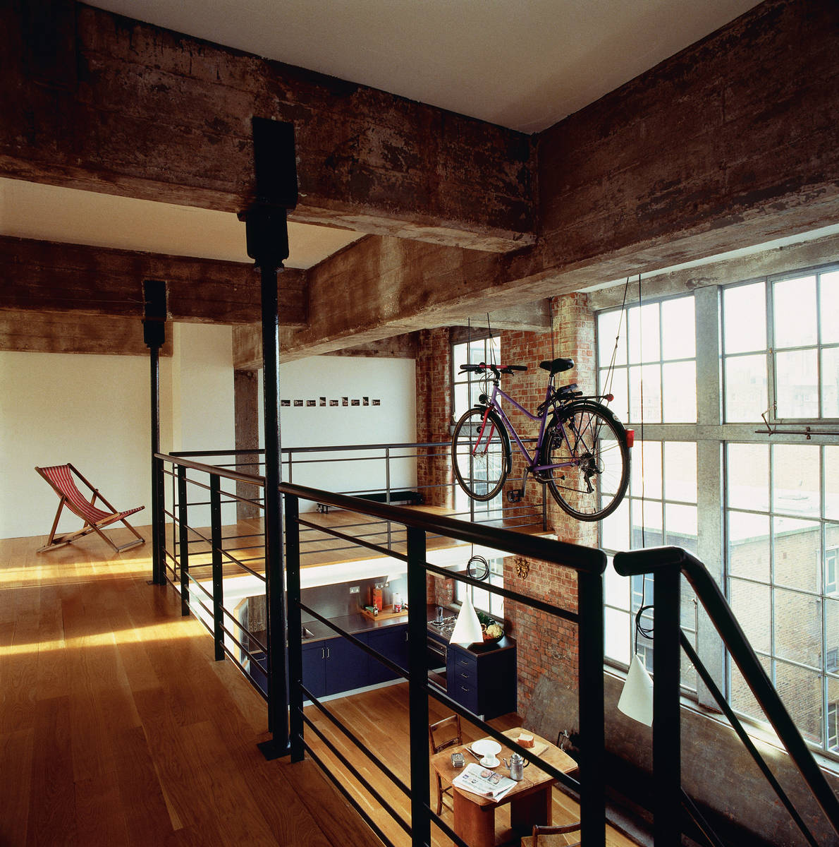 Summer Street Lofts loft apartments Manhattan Loft Corporation