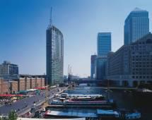 No1 West India Quay - Canary Wharf Apartments Manhattan