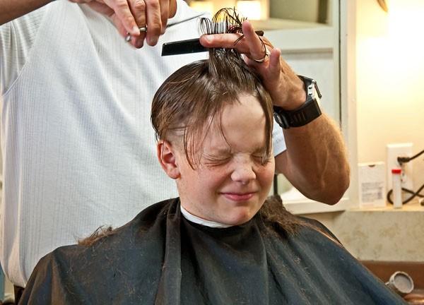 Experience Wade Gordon Hairdressing Academy Student Salon