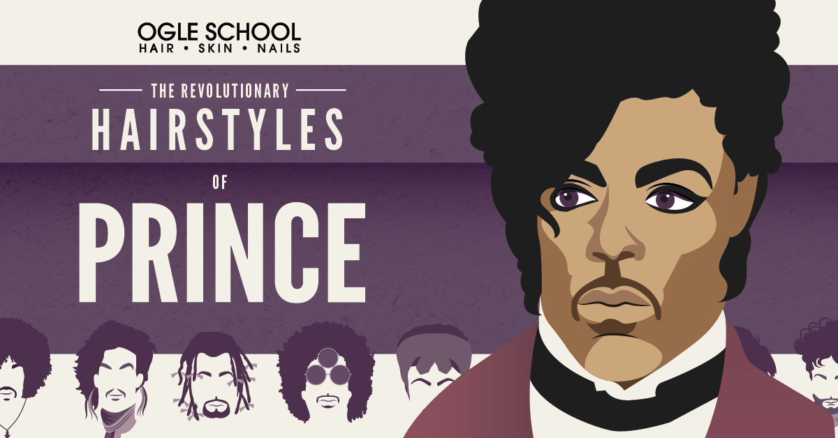 A Hair History Of Princes Style Through The Decades