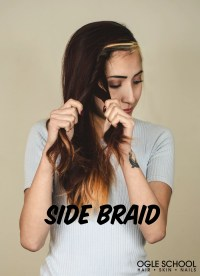 Side Braid Tutorial - Hair Hacks by Ogle School ...