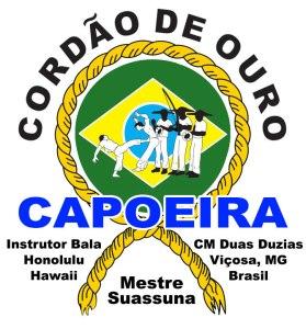 Capoeira Cordão de Ouro Hawaii