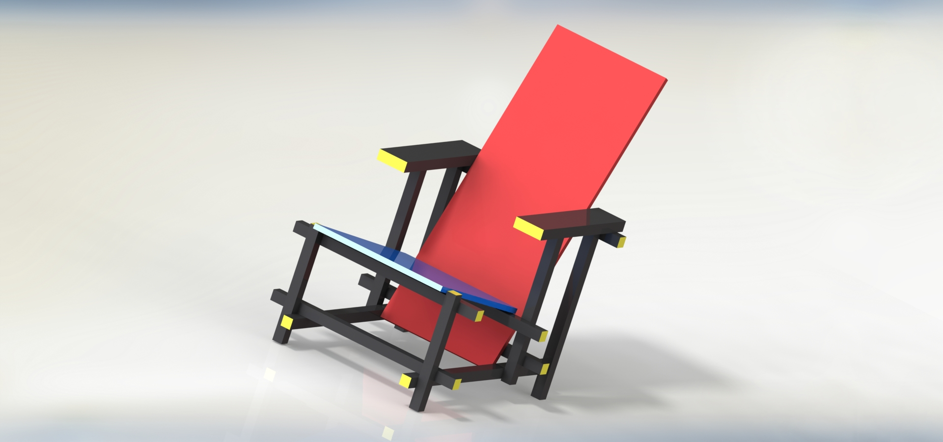 chair design solidworks dining table and 6 chairs sets  rietveld