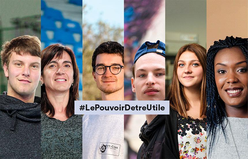 #LePouvoirDetreUtile : des missions en service civique à pouvoir au CDOS Loire !