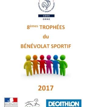 Trophée du Bénévolat Sportif 2017