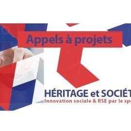 CNDS : Appels à projet nationaux HERITAGE ET SOCIETE